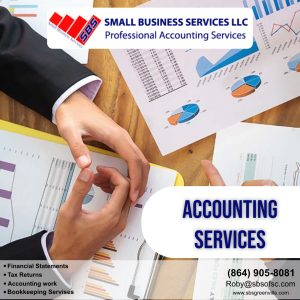 Top Small Business Accounting Service in Greenville, SC
