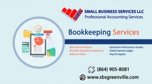 2020 Best Bookkeeping Services in Greenville, SC – SBSGreenville