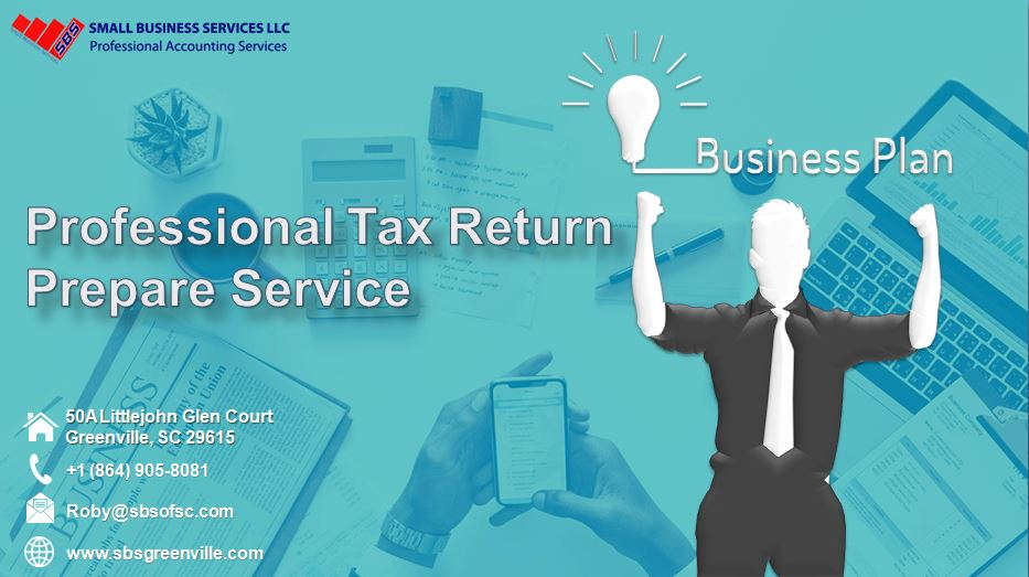 Why Your Small Business Need Professional Tax Return Prepare Service?